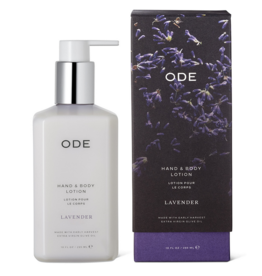 McEvoy Ranch ODE - Hand & Body Lotion - Lavender