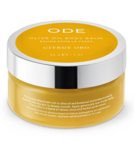 McEvoy Ranch ODE - Body Balm - CITRUS ORO