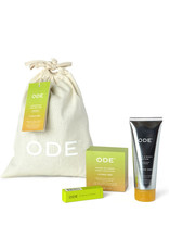 McEvoy Ranch ODE - Muslin Gift Set - Citrus ORO