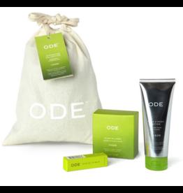 McEvoy Ranch ODE - Muslin Gift Set- Verde