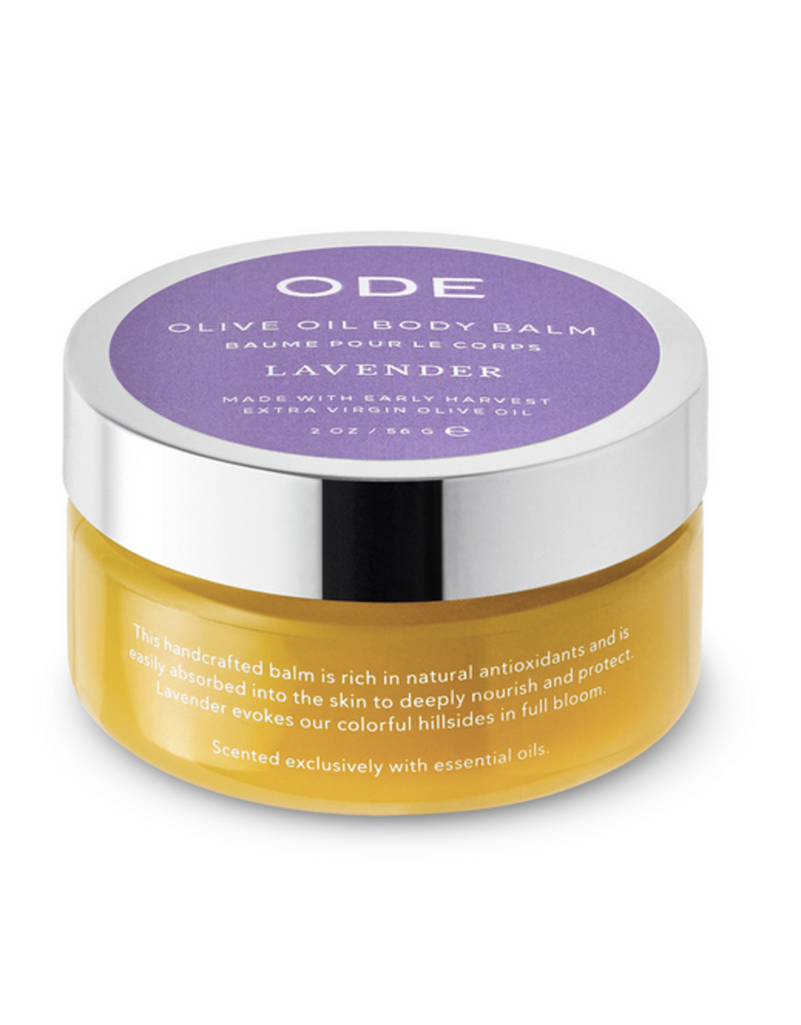 McEvoy Ranch ODE - Body Balm - Lavender