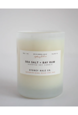 Sydney Hale Co. Clear Glass - Sea Salt & Bay Rum