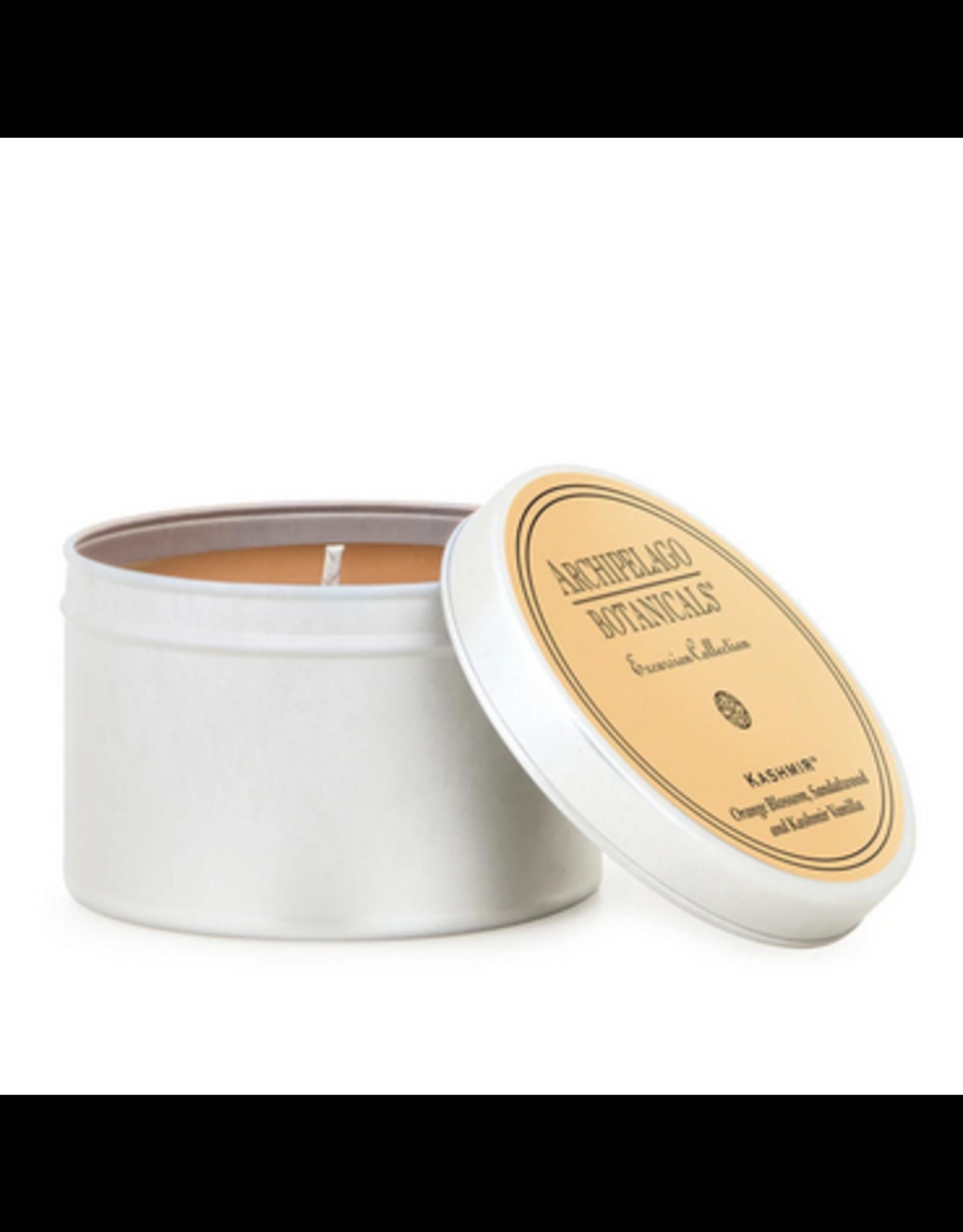 Archipelago Archipelago - Candle Tin -