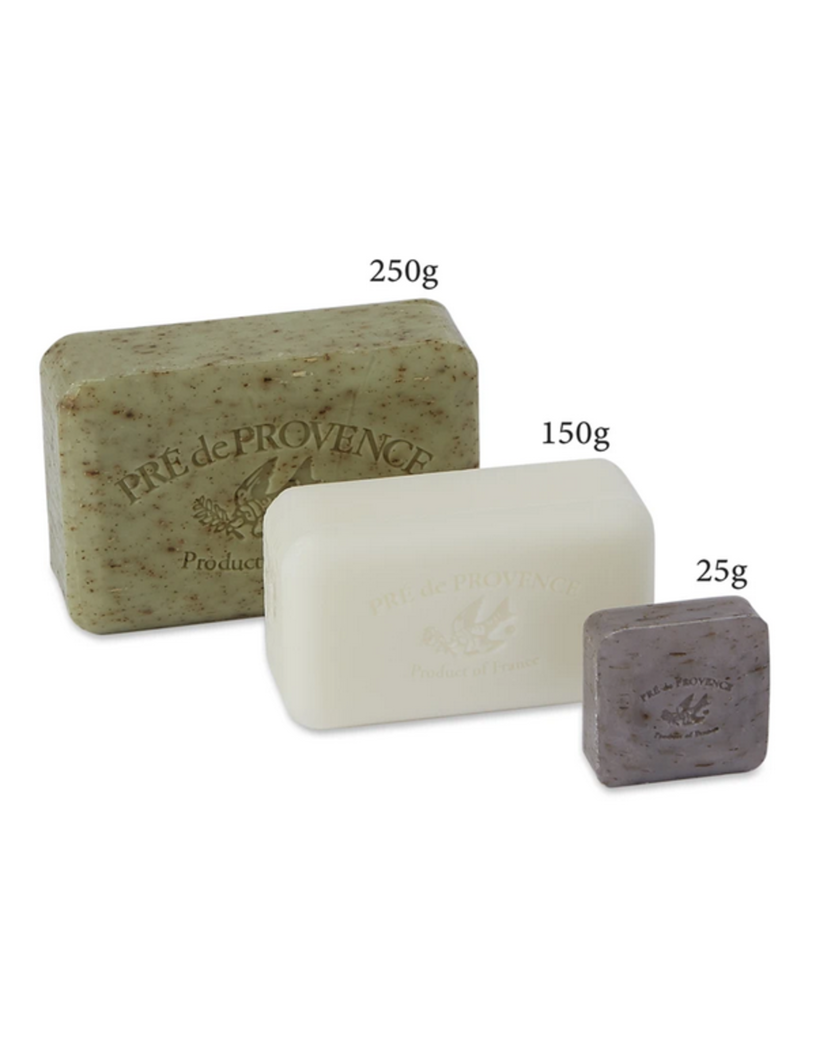 European Soaps LTD PDP-Soap 250G Honey Almond