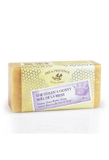 European Soaps LTD PDP-Queen's Honey Soap 150G