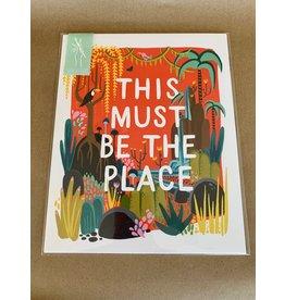 Idlewild Print - 8x10 Home, Unicorn, or Grow Through