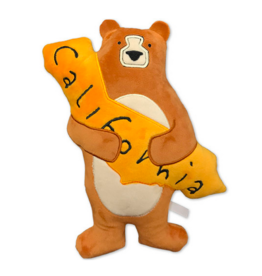 SF Mercantile California Bear Plush