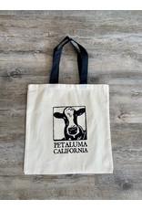 Blockhead Press Petaluma - Cow Tote