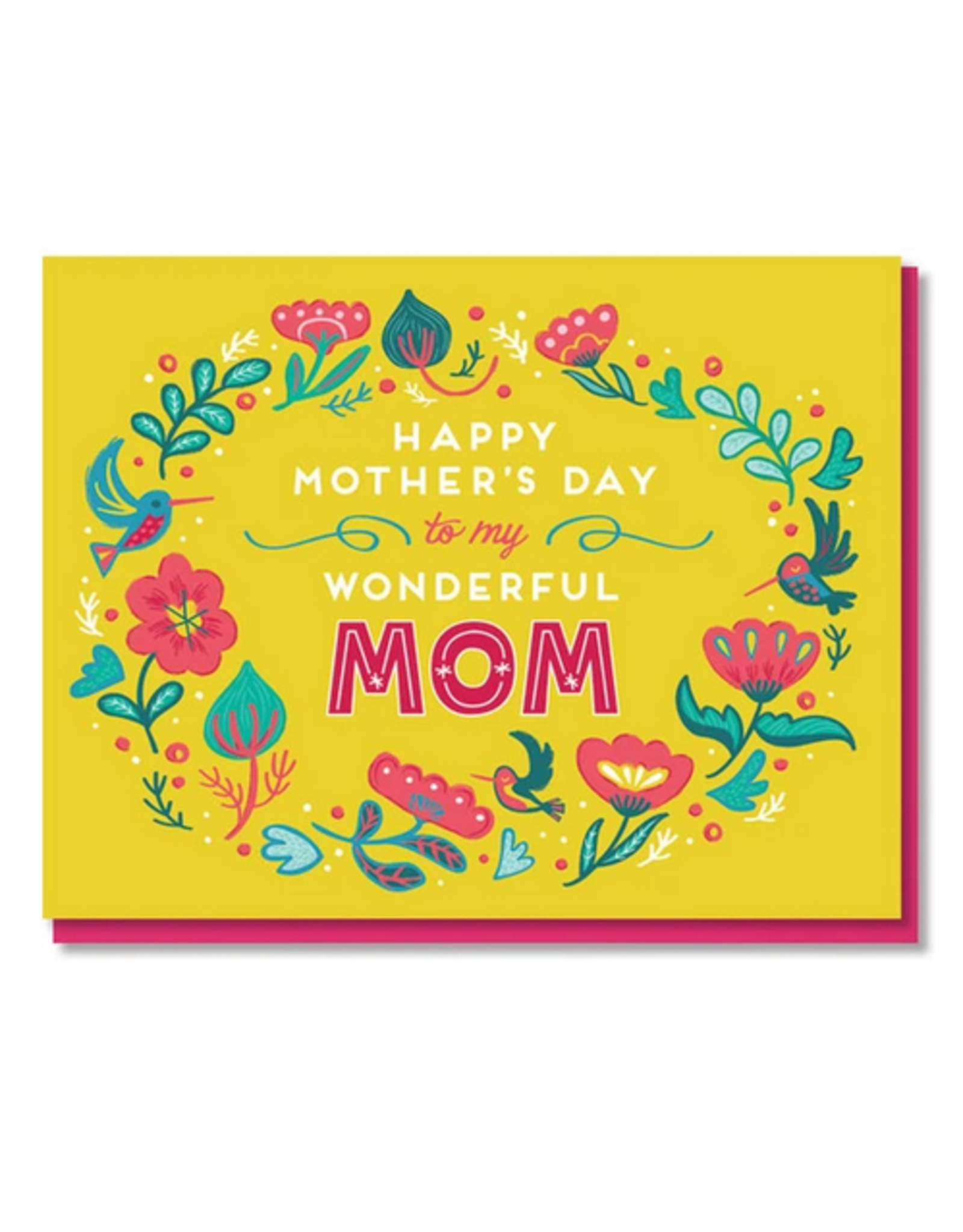 Paper Parasol Press MD-Hummingbird Mother's Day Card