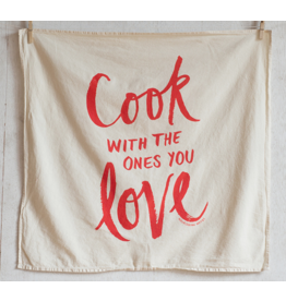 Nourishing Notes Towel: Love