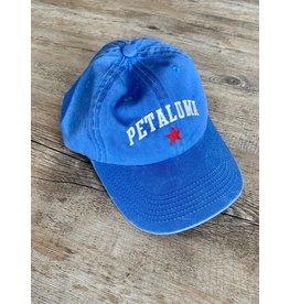 Petaluma ball cap - Faded Blue