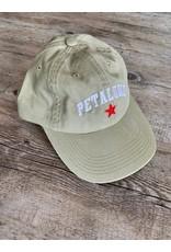 Petaluma ball cap - Khaki