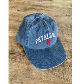 Petaluma ball cap - Steel Blue