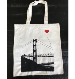 Noteify SF Tote Bags