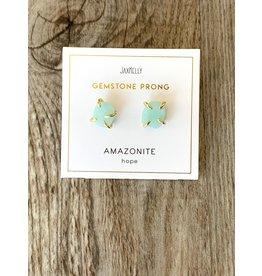 JaxKelly Amazonite Earring