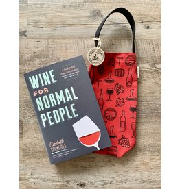 Wine for Normal People Gift Set