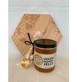 Honey Serving Gift Set