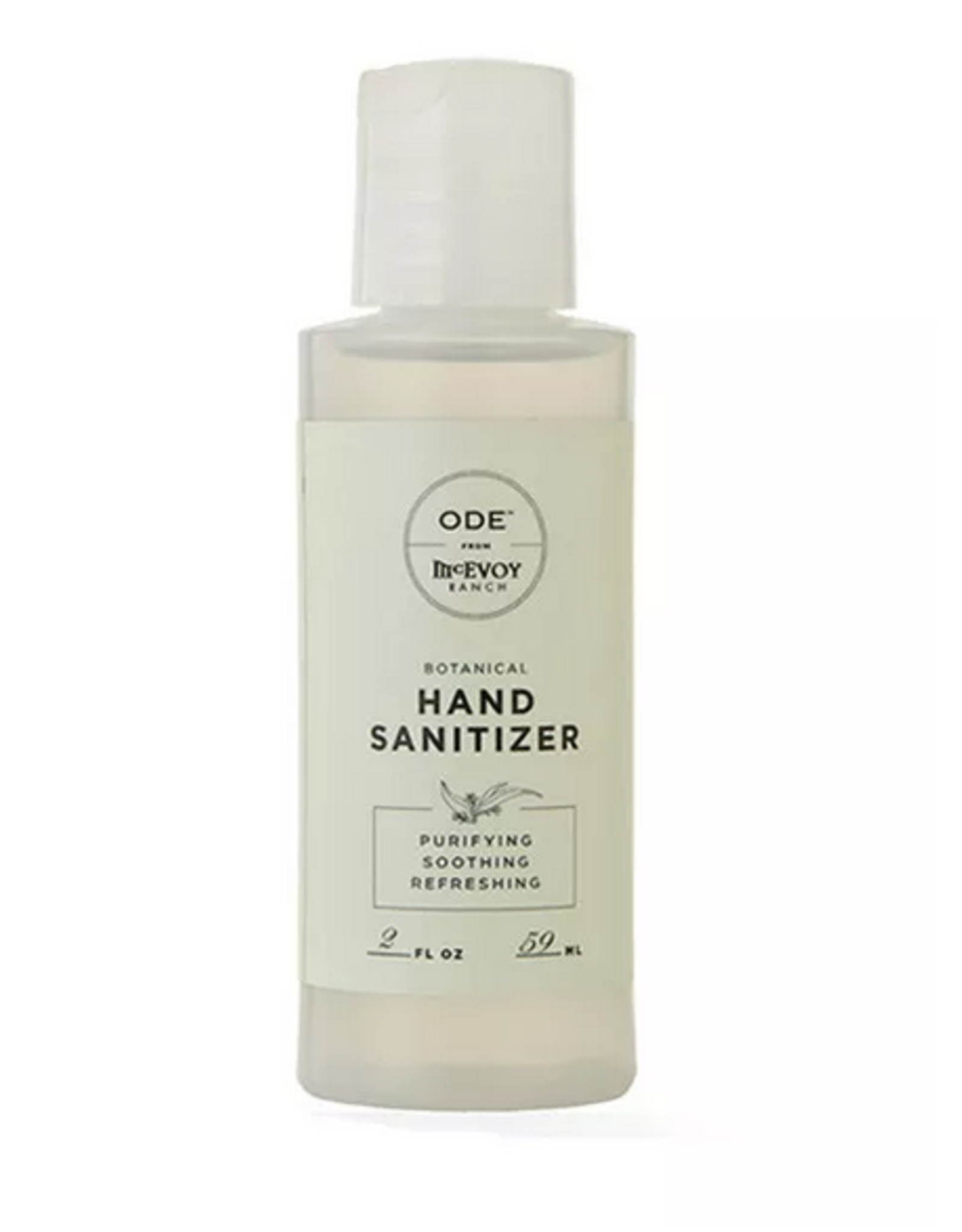 McEvoy Ranch ODE Botanical Hand Sanitizer - 2oz.