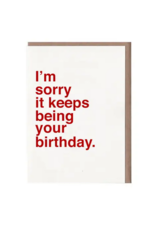 Sad Shop Sad Shop Card -