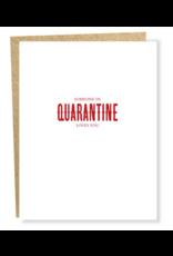 Sapling Press Quarantine - Love You