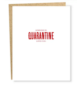 Sapling Press Quarantine - Love You