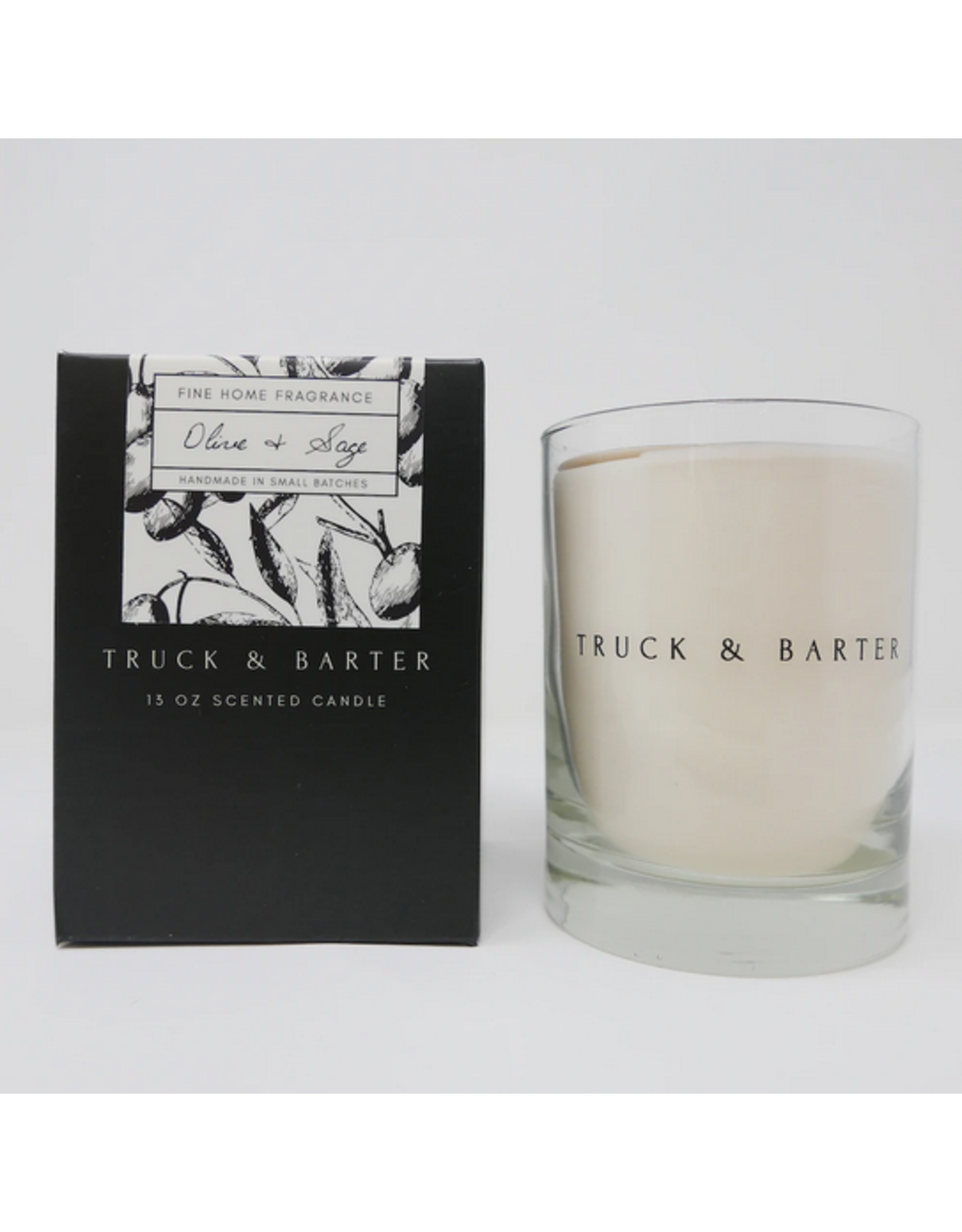 Truck & Barter Candle