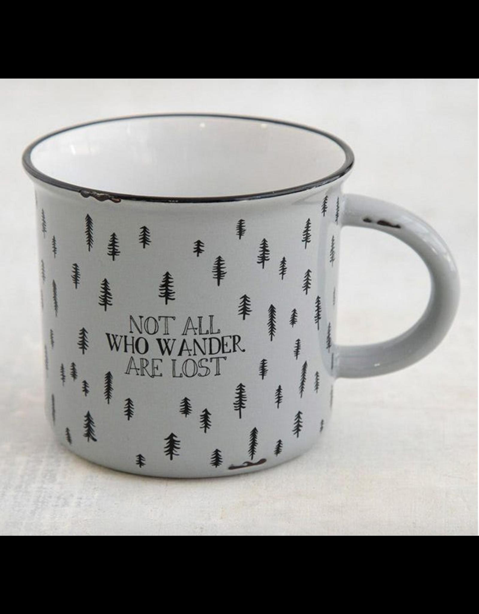 Camp Mug - Wander