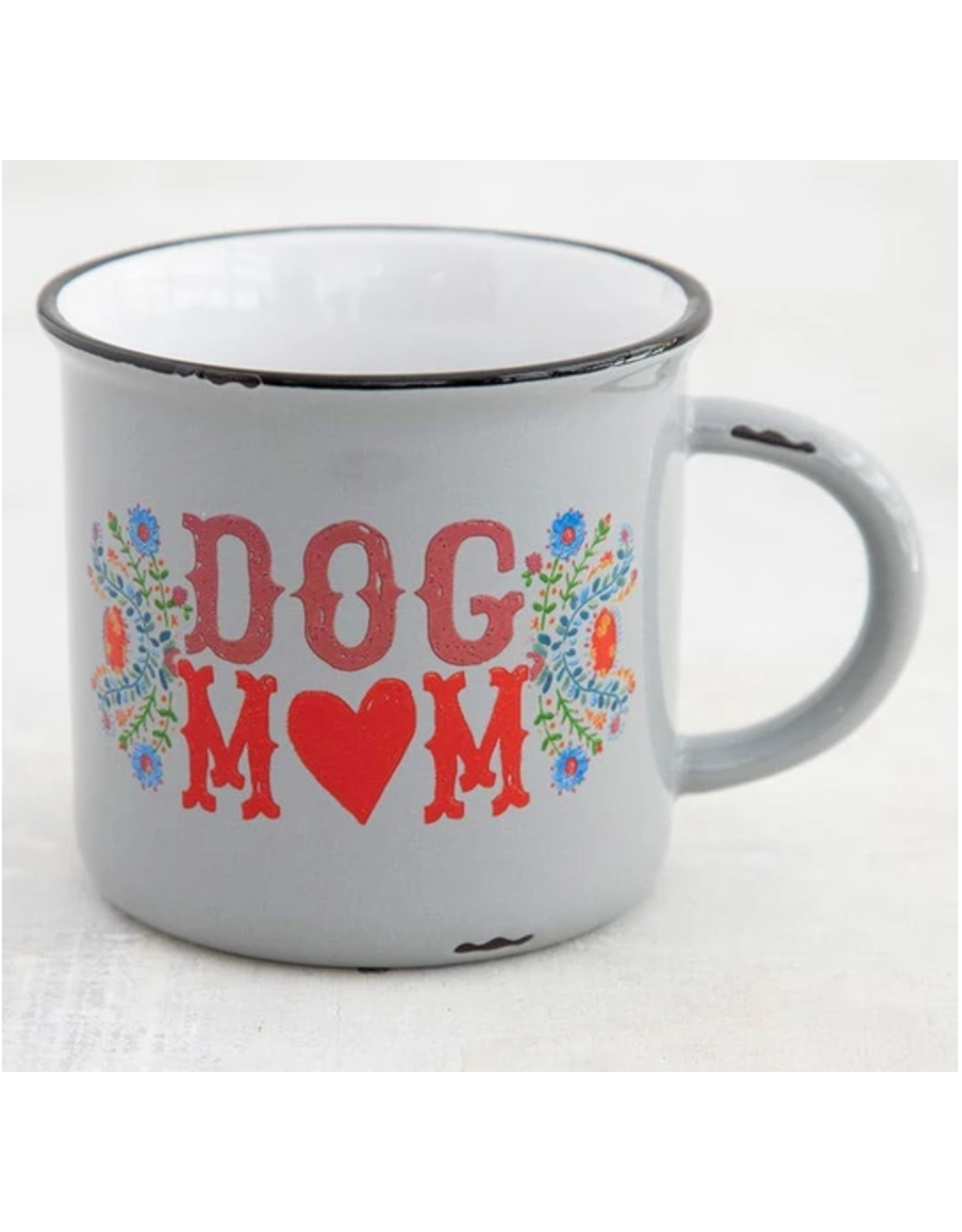Camp Mug - Dog Mom