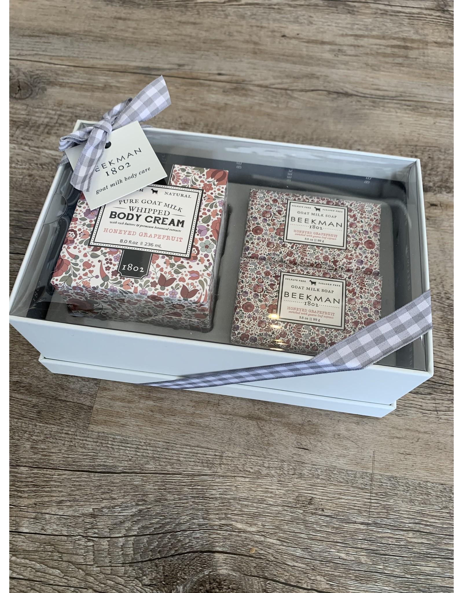 Beekman 1802 Soap & Body Cream - HGrape