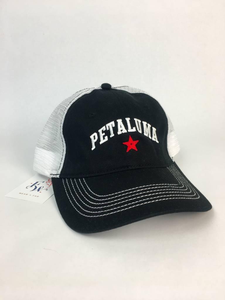 Petaluma trucker cap - Black