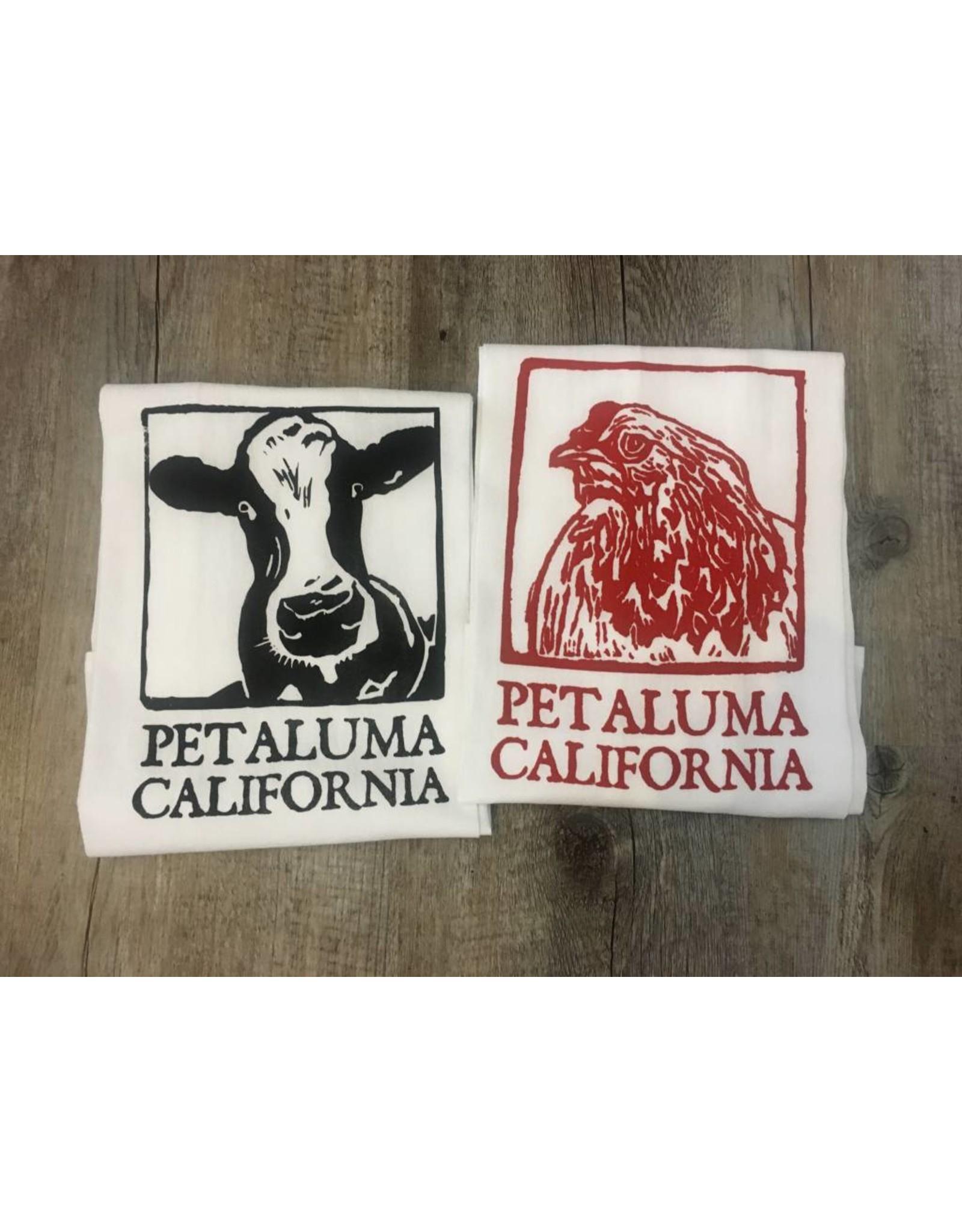 Blockhead Press Flour Sack Towel
