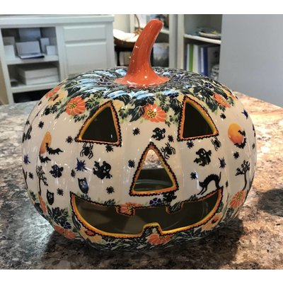 Halloween Pumpkin - Orange