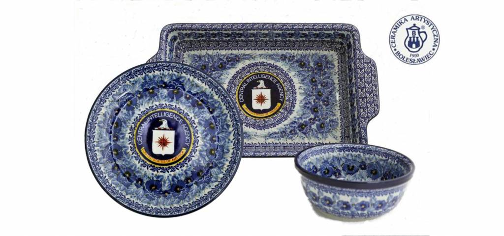 From Boleslawiec with Love - Handpainted Polish Pottery