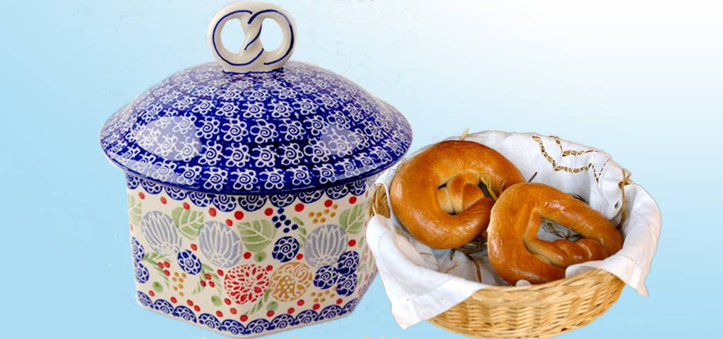 Best Polish Pottery Selection - The Polish Pretzel Box