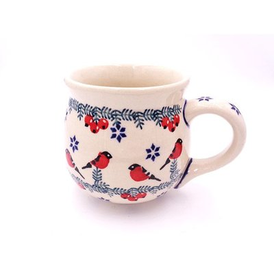 Carolers Bubble Mug - Med