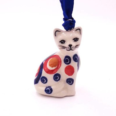 Ohhh! Cat Ornament