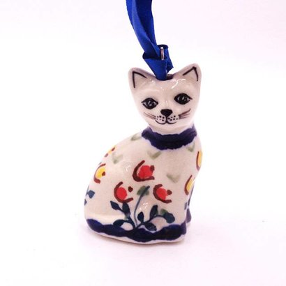 Mums Cat Ornament