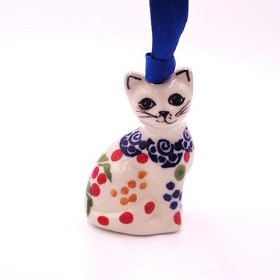 Rennie Cat Ornament