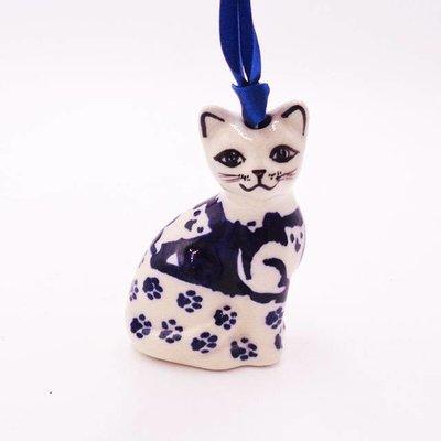 Jack's Cat Cat Ornament
