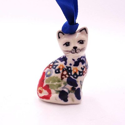 Lidia Cat Ornament