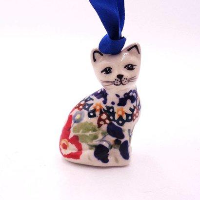 Lidia Cat Ornament