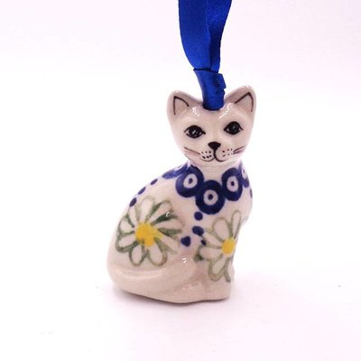 Mayzie Cat Ornament