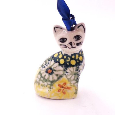 Roksana Cat Ornament