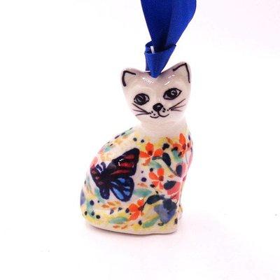 Viktoria Cat Ornament