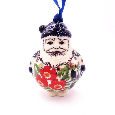 Lidia Santa Ornament