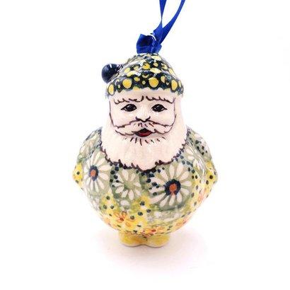 Roksana Santa Ornament
