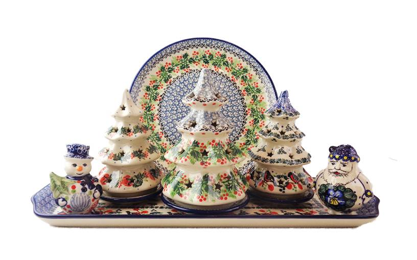 Make This Year a Polish Pottery Christmas - The  Polish Pottery Shoppe