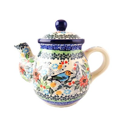 CA Christmas! Teapot -20 oz