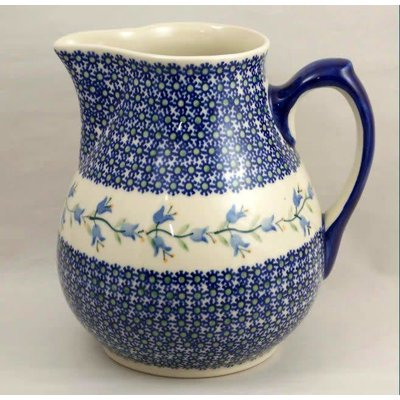 Bell Flower Basia Pitcher - 3 Liter