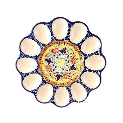 Viktoria Egg Plate